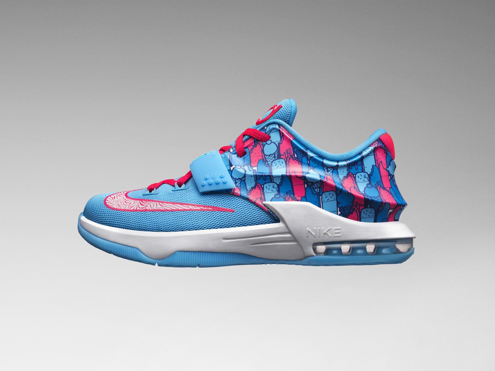 Kds  Shoes Blue