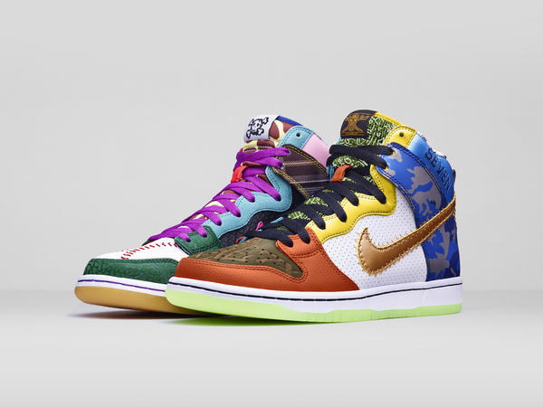 Special Edition Nike Shoe