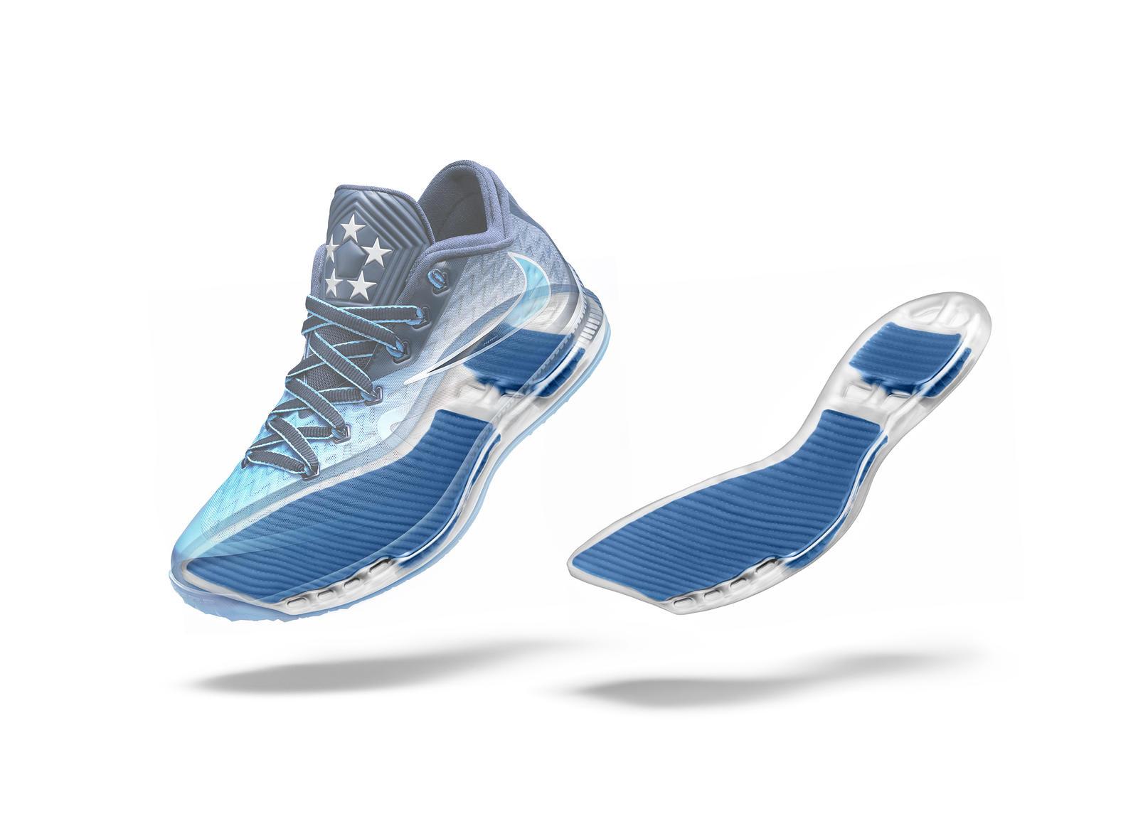 Nike Zoom Air: The Tec...