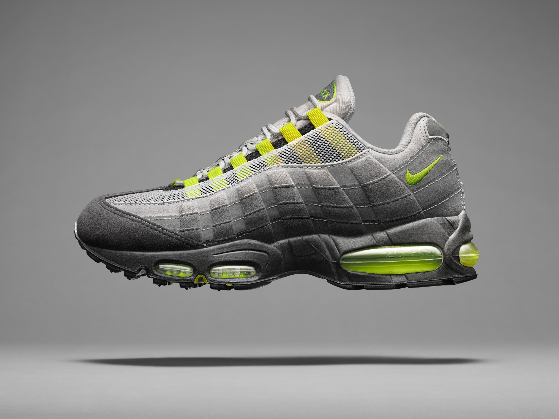 Nike Air Max 95 Original Colors