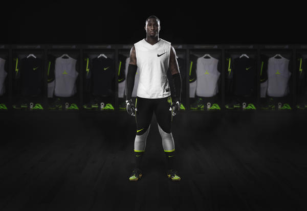 Nike Vapor Speed Football Uniform Unveiled
