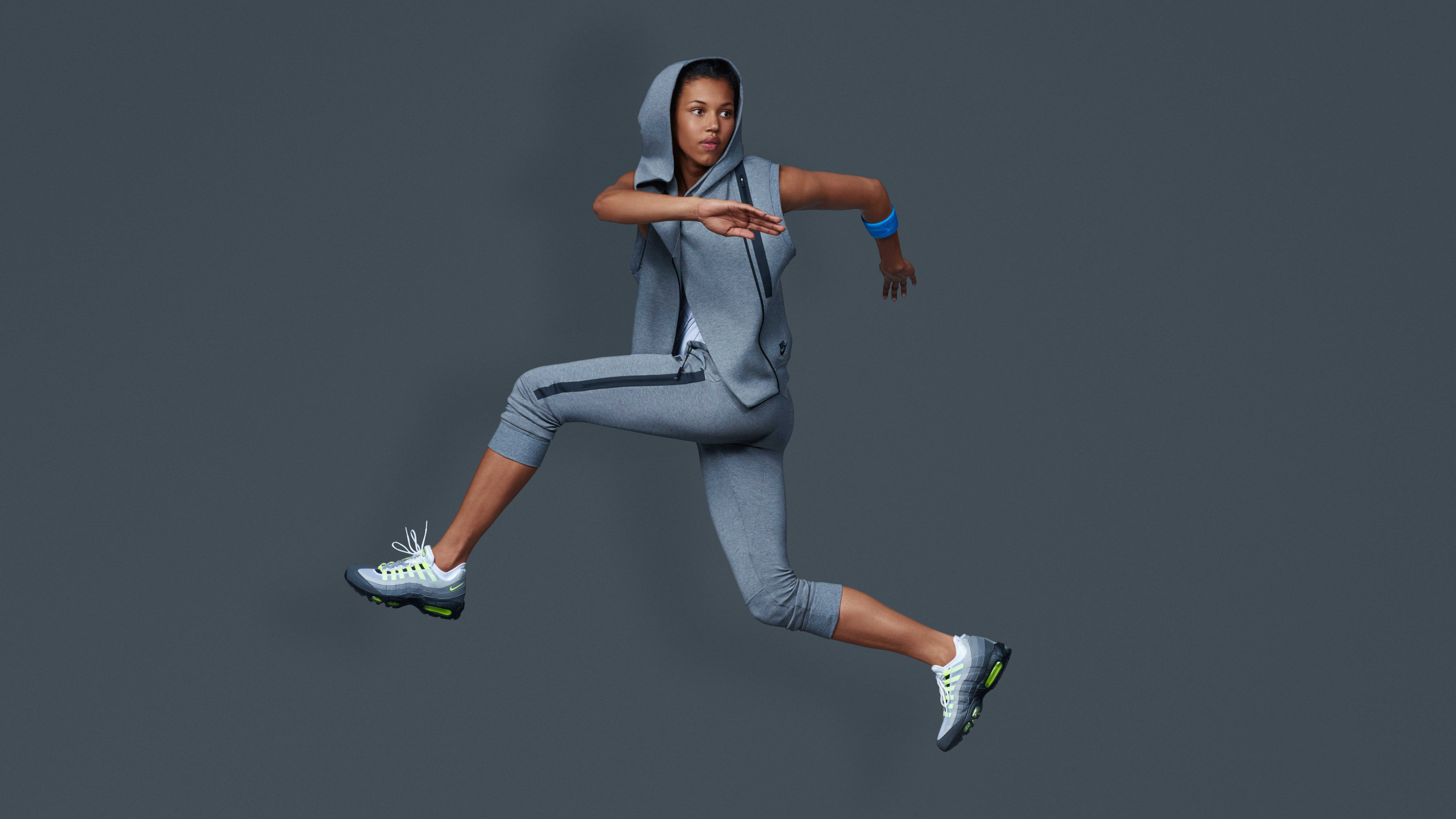 Nike Nike Archive Femme & Homme Gris clair Rose