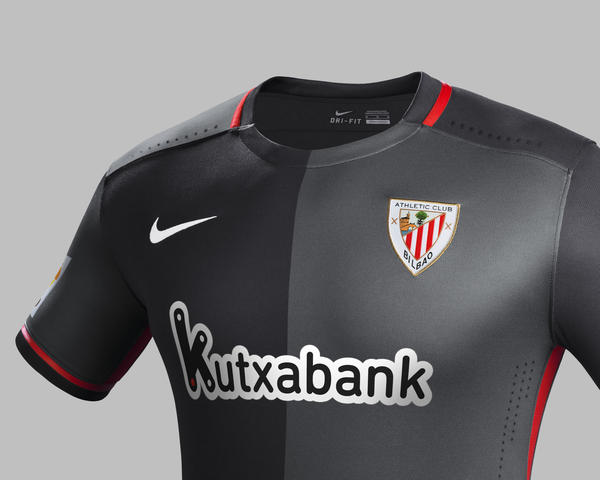 Athletic Club De Bilbao's Proud Heritage Celebrated in 2015-16 Away Kit