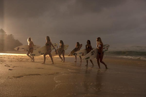NIKE 6.0 WOMEN'S SURF MOVIE: LEAVE A MESSAGE