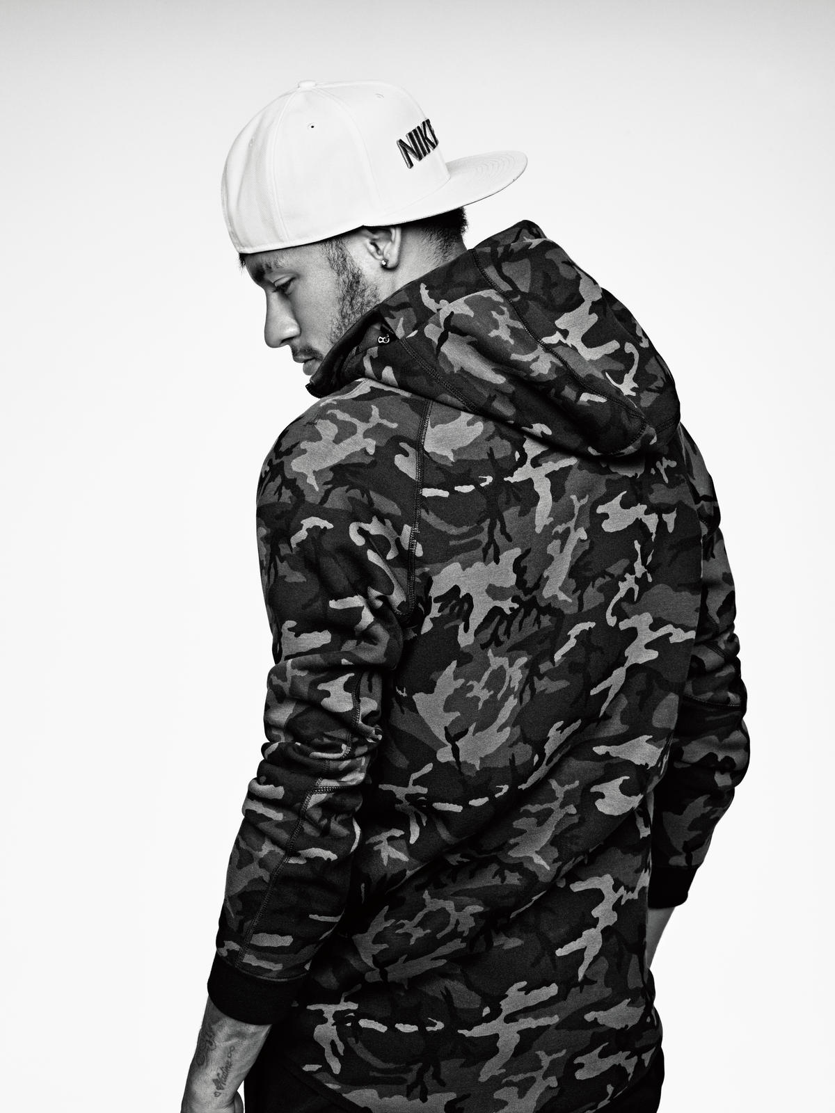 Nike jacket army -  Mobile Gallery Image