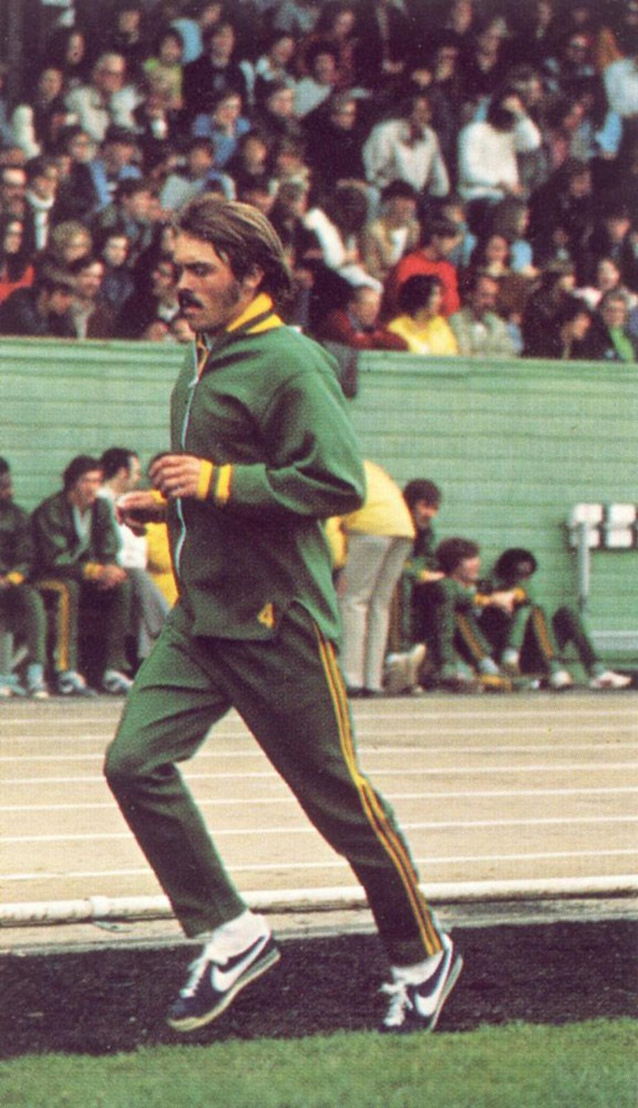 Prefontaine wallpaper nike