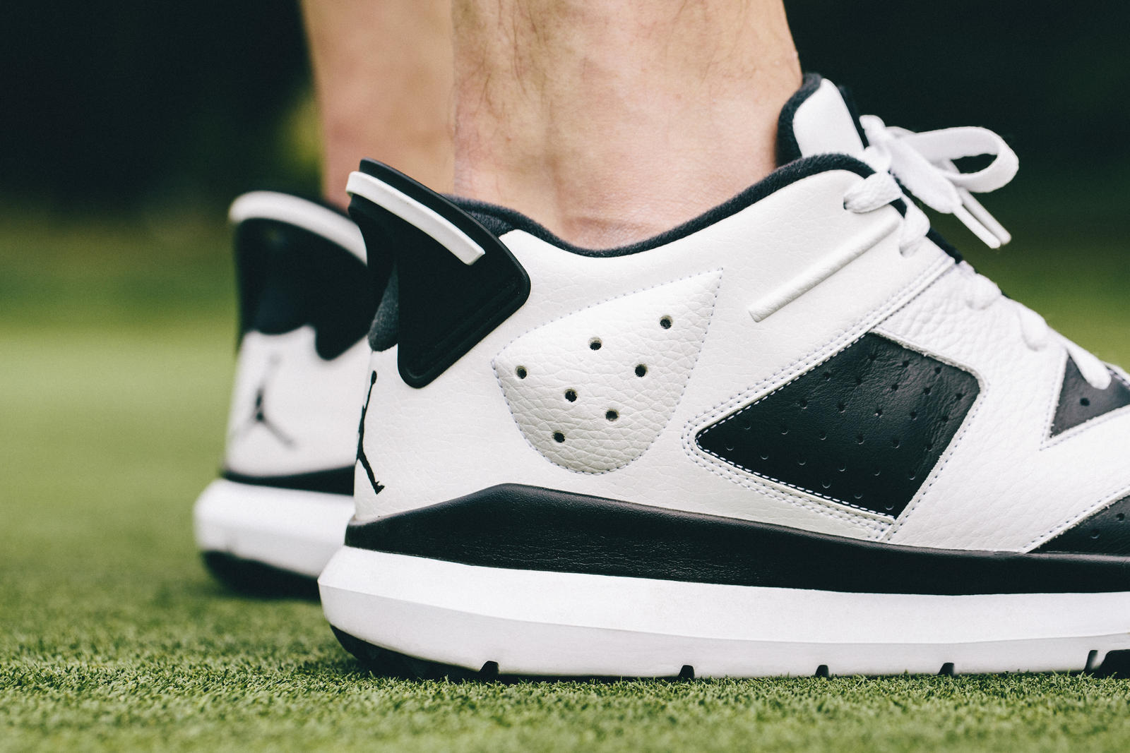 Jordan brand introduces the air jordan vi golf shoe nike news - Photos of all jordan shoes ...