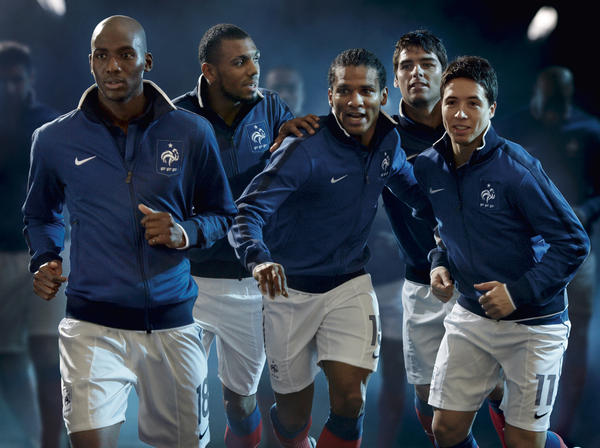Nike partners with French Football Federation