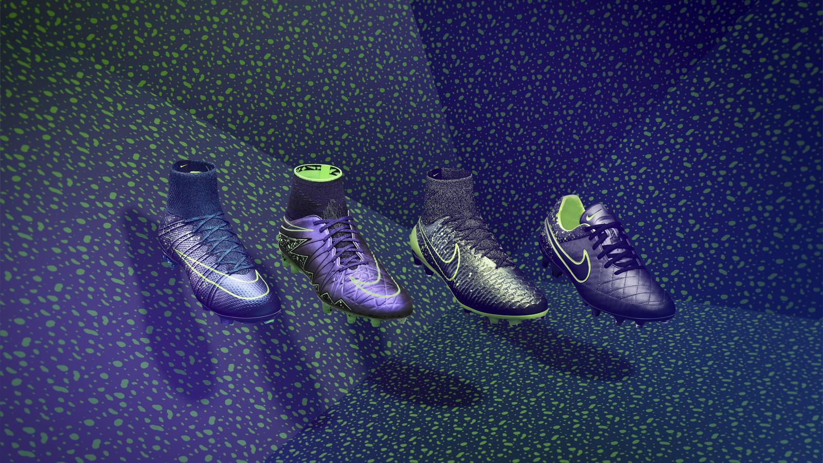 Nike Football Electro Flare Pack