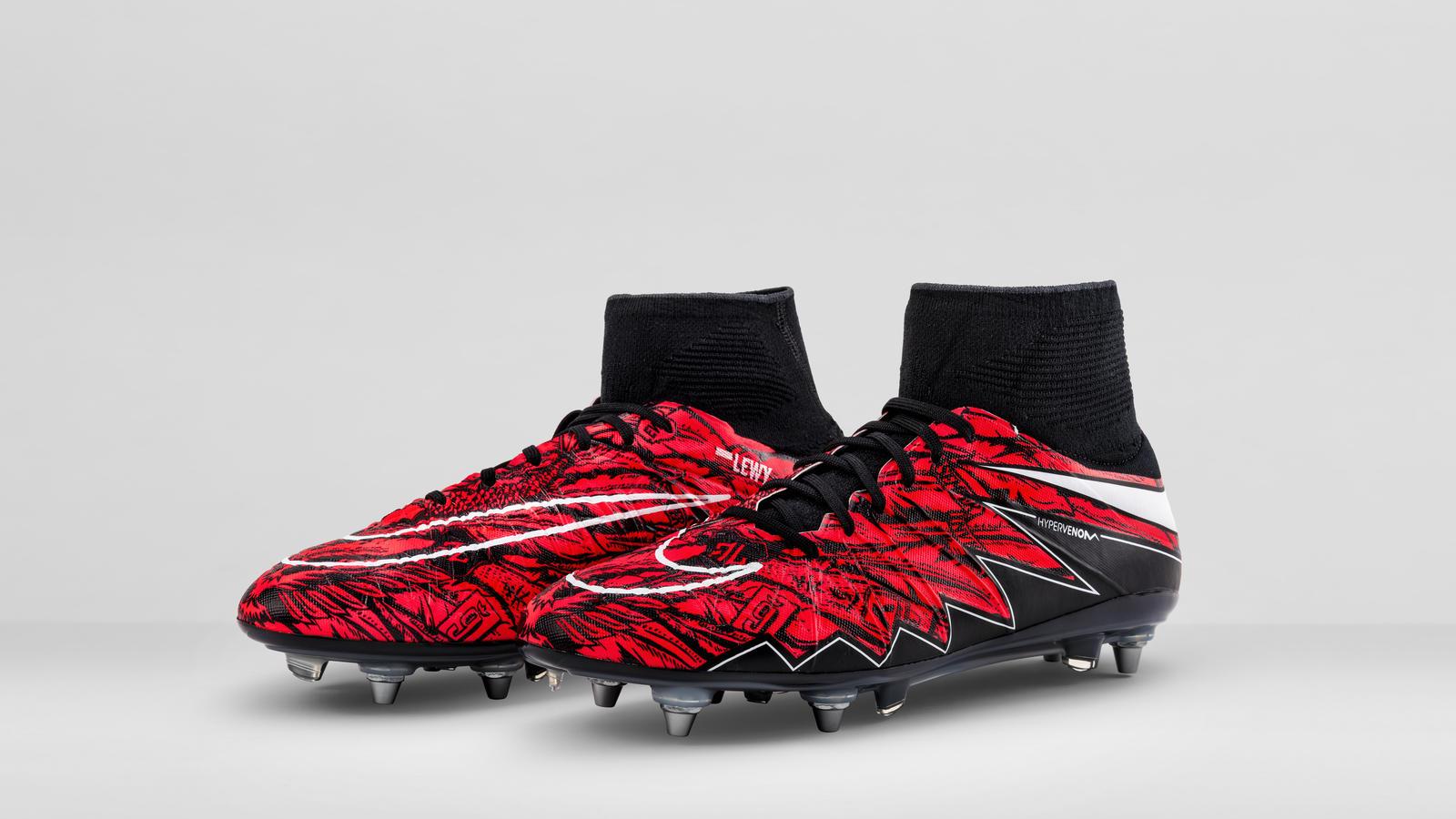Nike Football Celebrates Robert Lewandowski with Exclusive Hypervenom II
