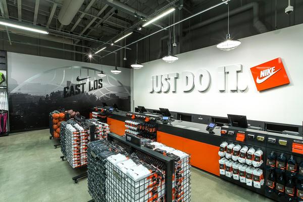 Footwear outlet store near me