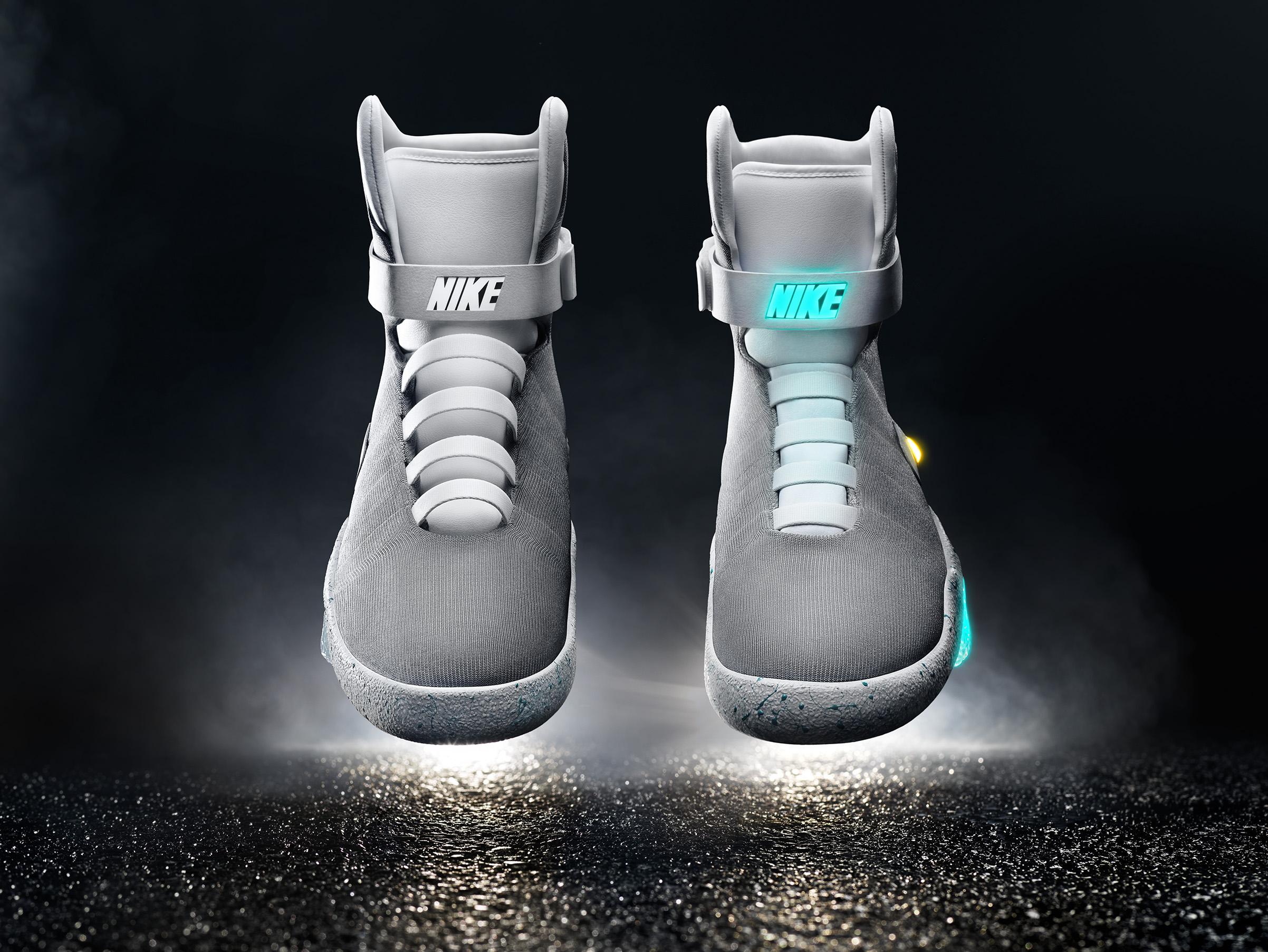 Nike Mag Auto Lace