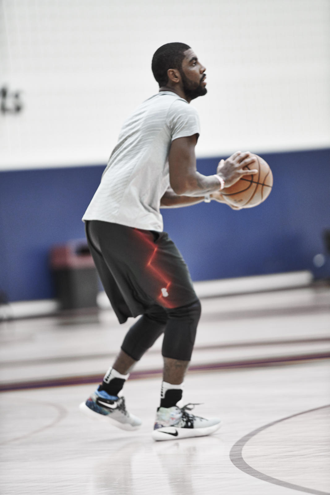 Inner Strength Kyrie Irving Trains His Way Back To The