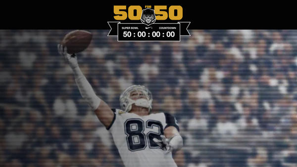 50 Days of Football