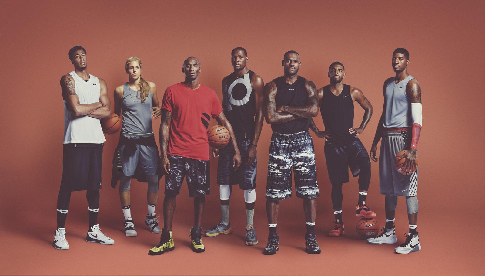 No Blueprint For Basketball - Nike News