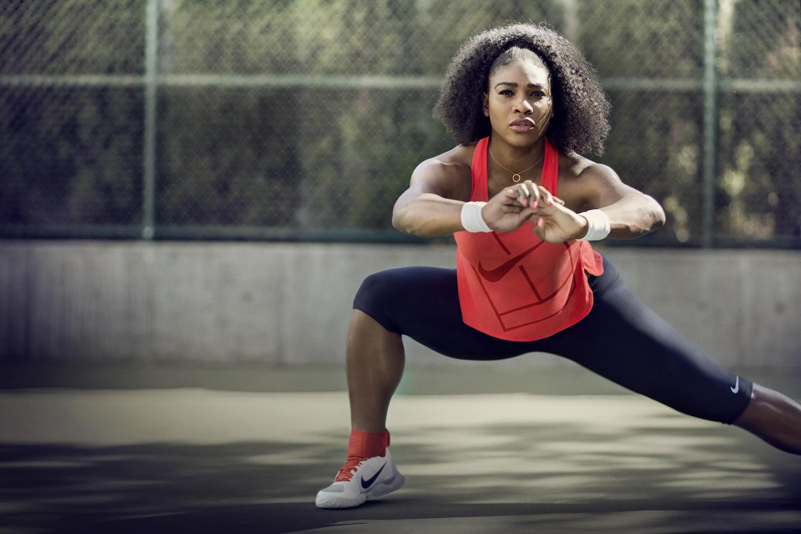 Serena williams nike tennis skirt