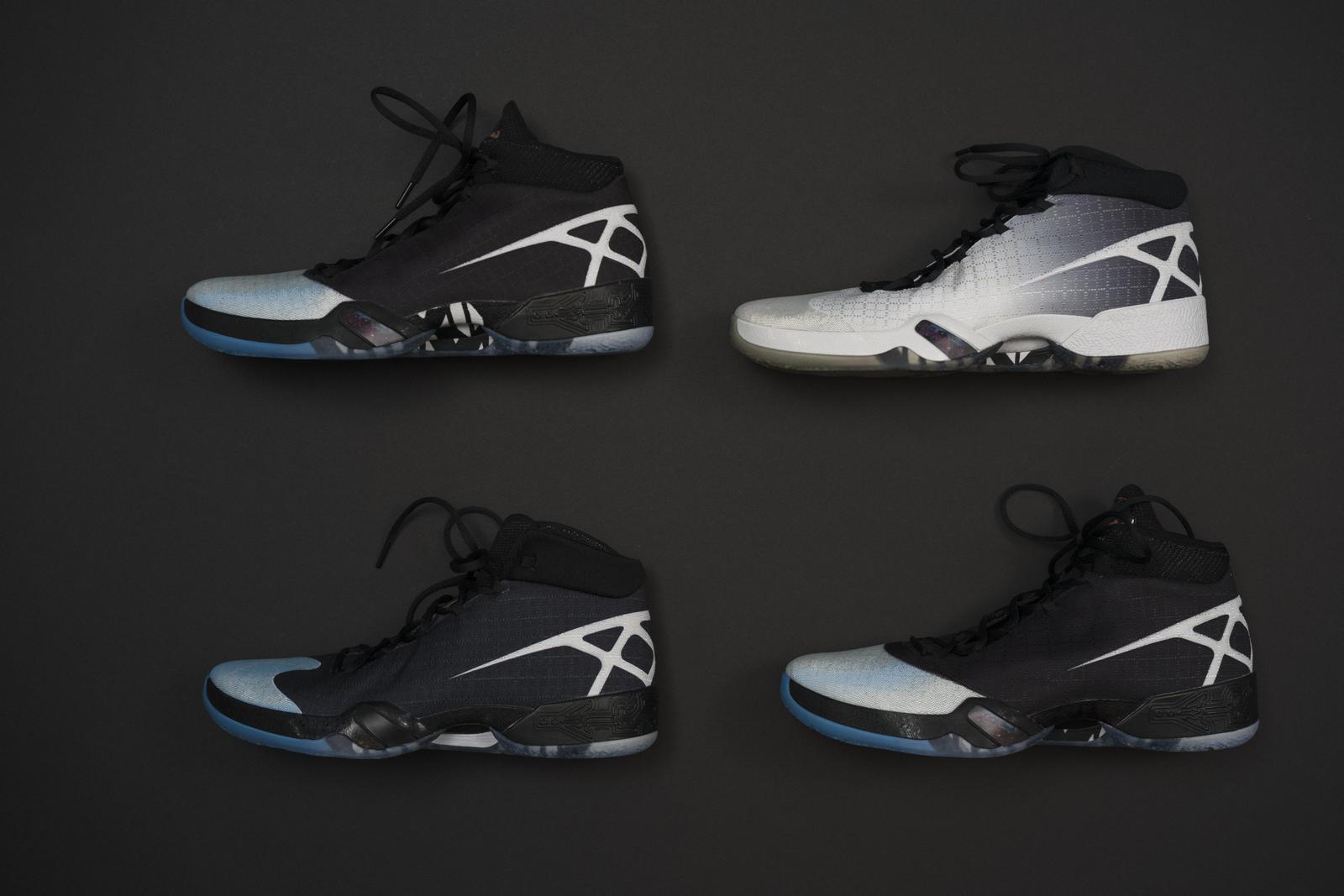 30 jordan shoes