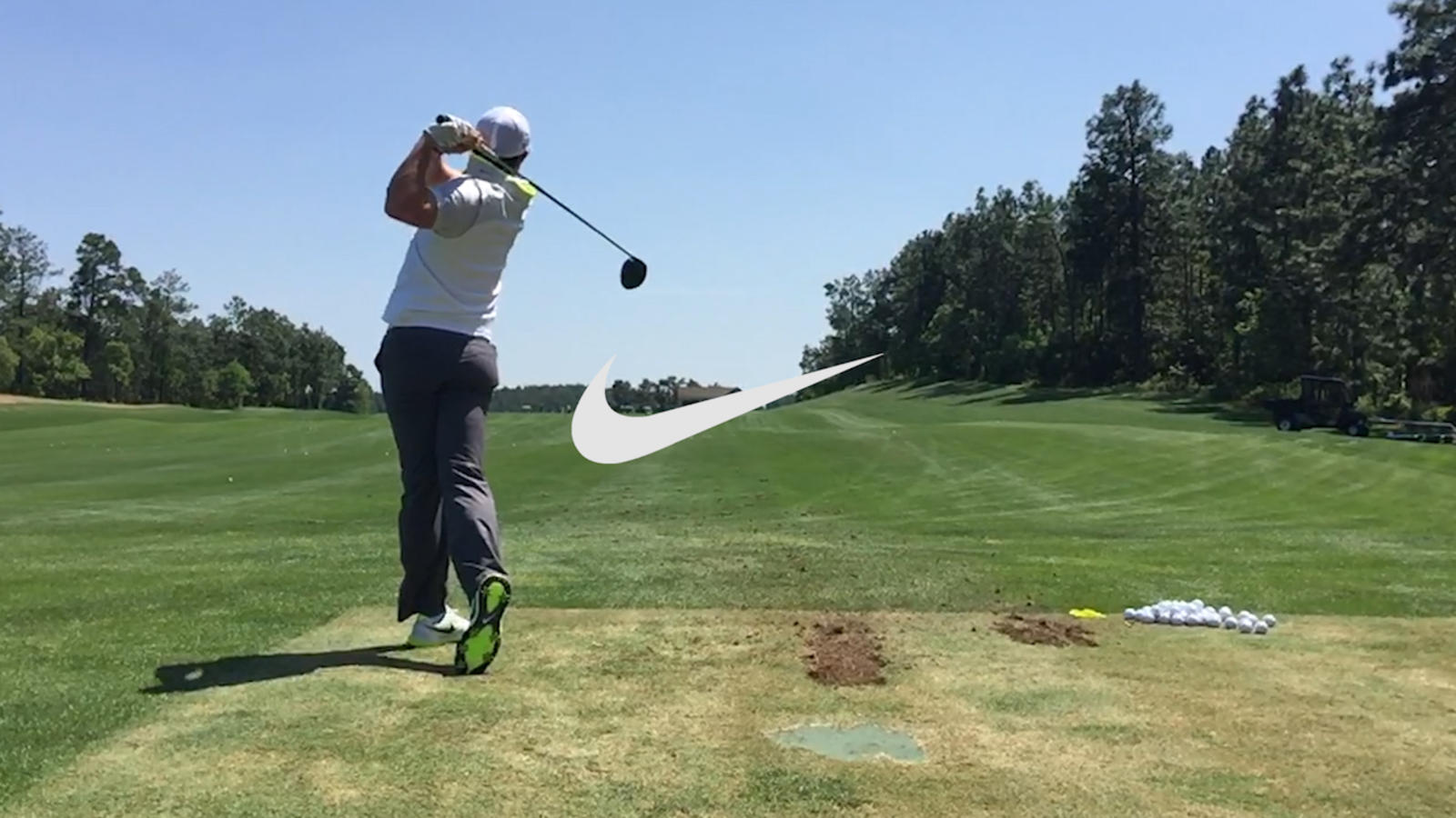 Nike and Rory McIlroy Collaborate to Create New Nike Equipment - Nike News