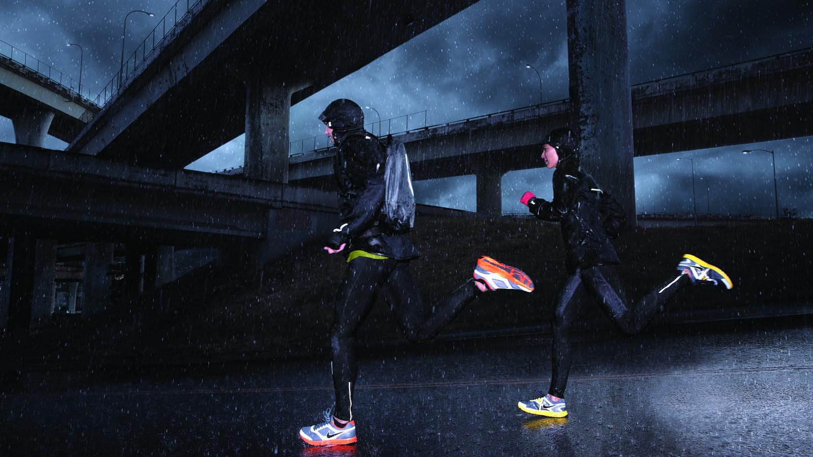Running Rain Jacket