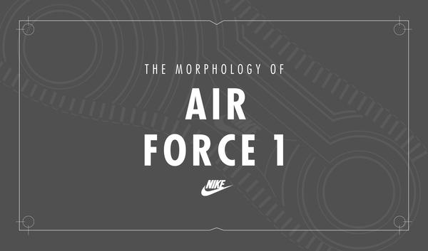 Time Brings Change: The Morphology of Air Force 1