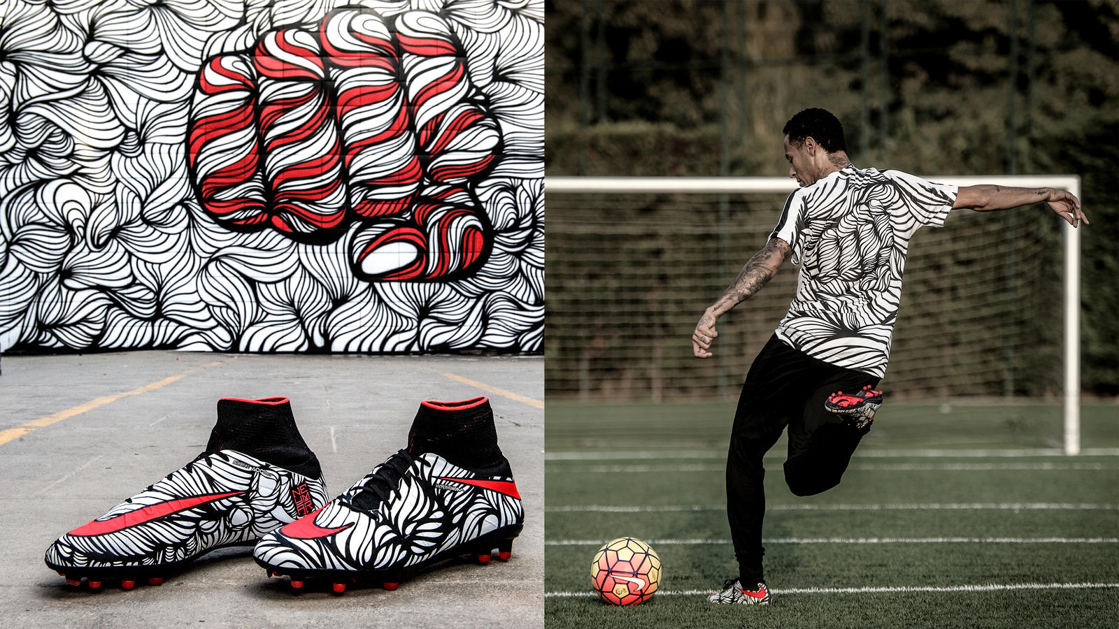 designer football boots wilw  Mobile Gallery Image