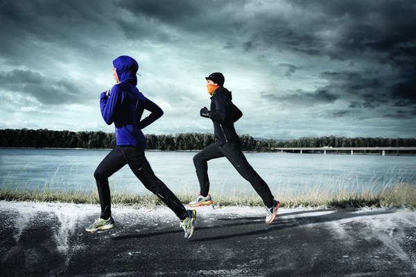 Embrace the cold: The Nike Holiday 2011 Running collection