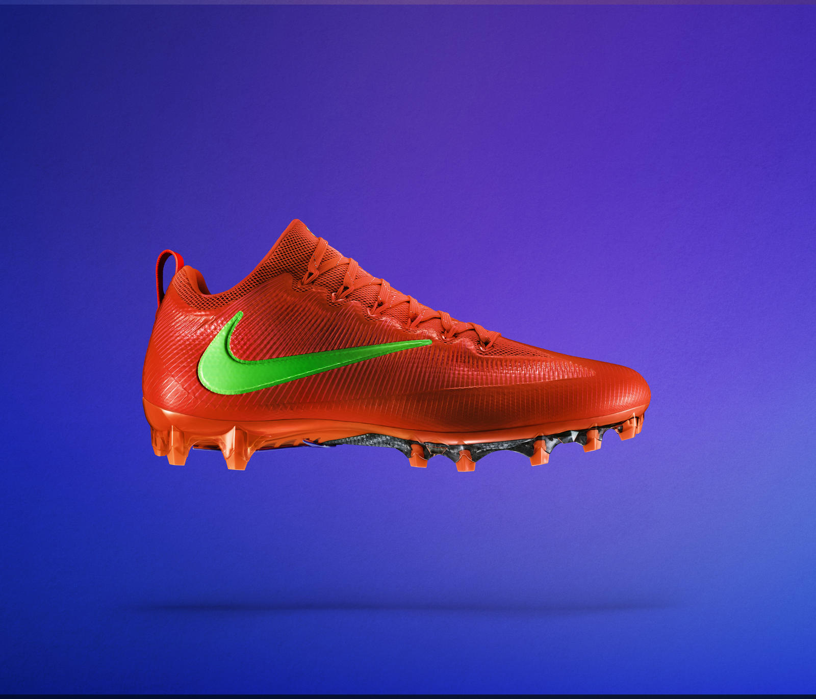 Stadium In Lights And Flashes: Nike Football Flashes Color At The Speed Of Light