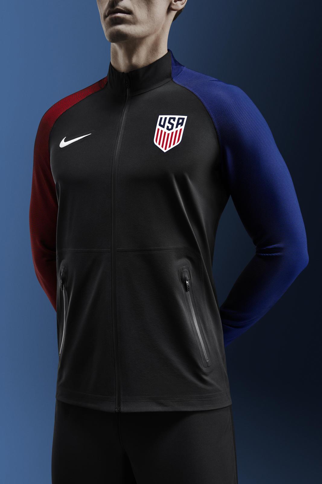 Usa Soccer Jacket