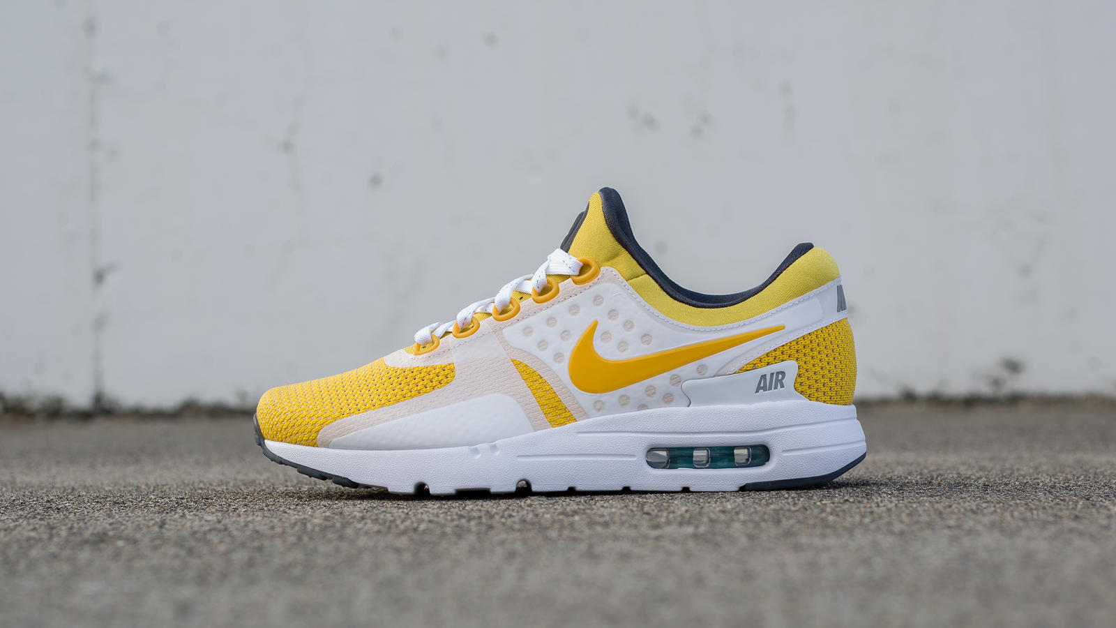 Nike Air Max Zero Yellow