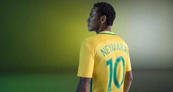 "Neymar Jr. Reflects on Why He Was ""Born to Play"""