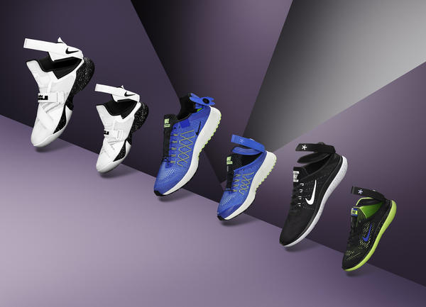 NIKE EXPANDS ON FLYEASE ENTRY SYSTEM