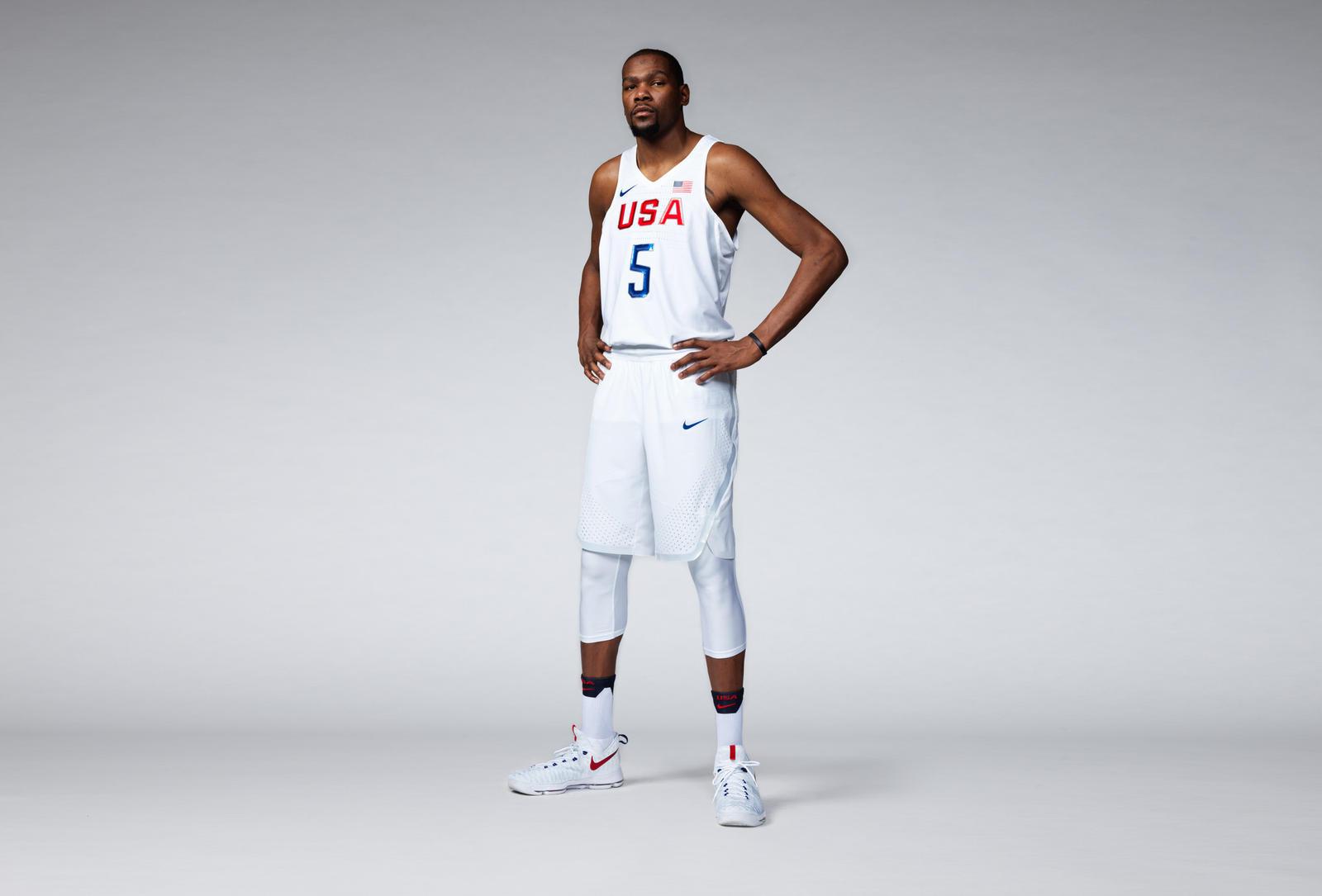 USA 2016 Nike Vapor Basketball Uniforms - Nike News