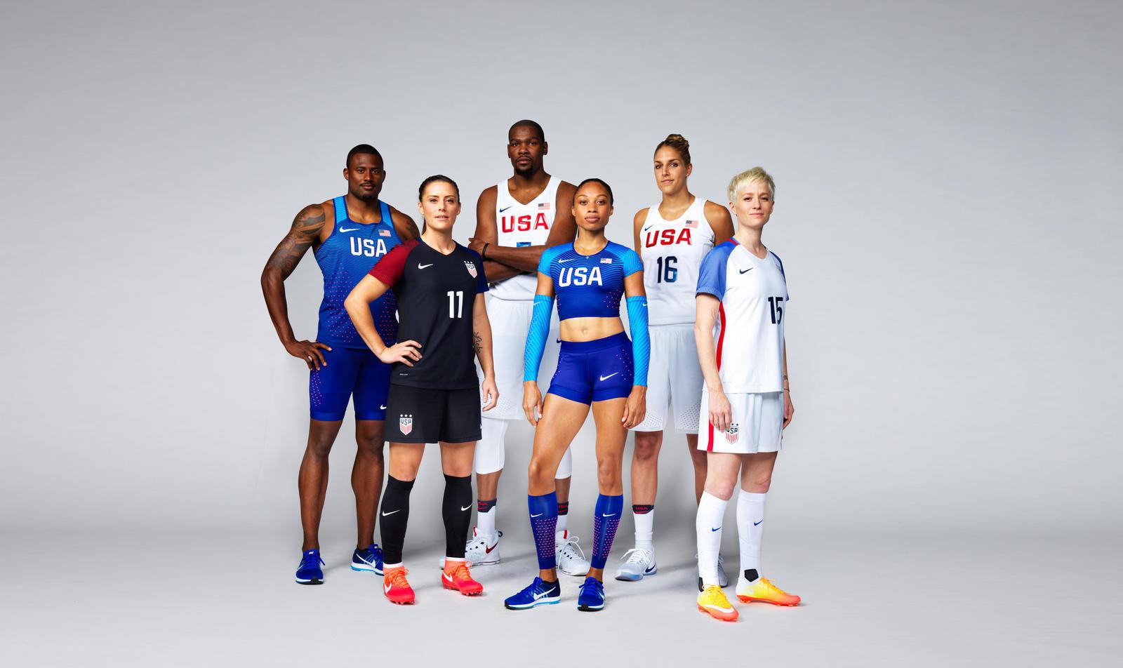 usa 2016 national men and women�s soccer kits nike news