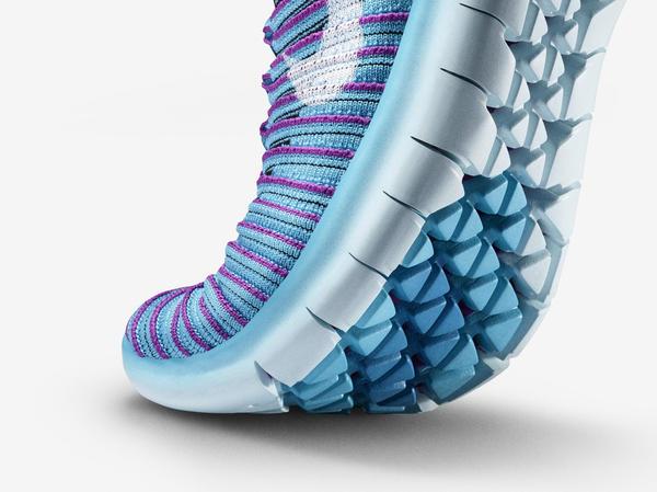 Nike Free Rn Motion Flyknit Video