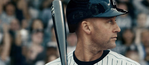 "Derek Jeter to ""Captain"" Jordan Brand Baseball and Training"