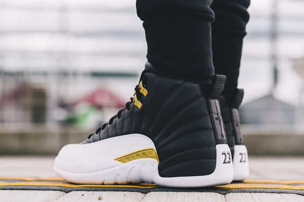 "Air Jordan XII ""WINGS"" Launch Proceeds to Support Wings Initiative"