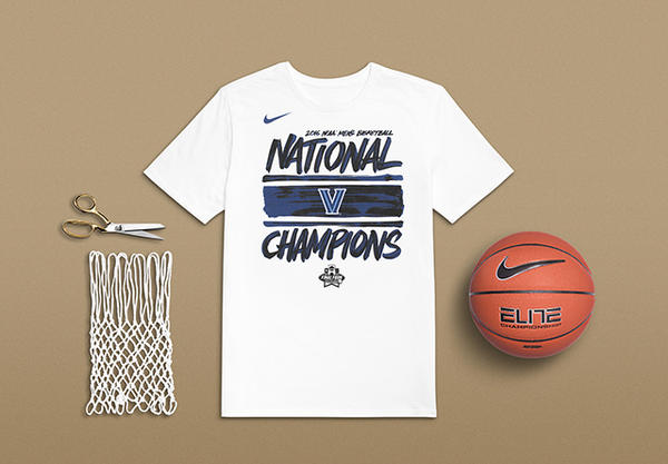 Nike Celebrates Villanova University's National Championship Win