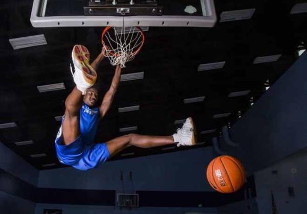 World Team Player DeAndre Ayton Set to Dominate Nike Hoop Summit