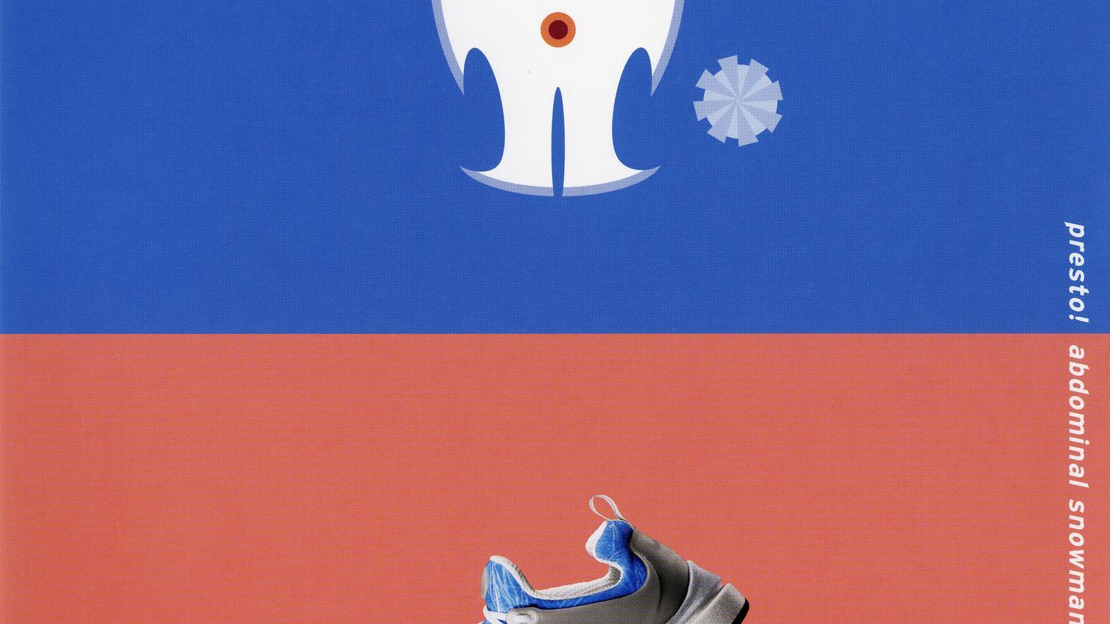 Nike air presto abdominal snowman hd 1600