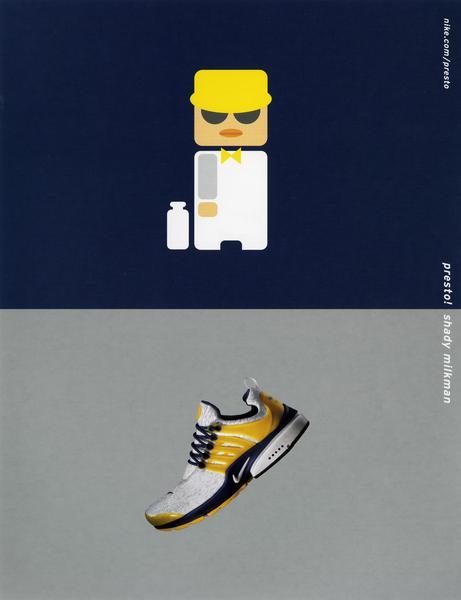 Nike Air Presto Shady Milkman