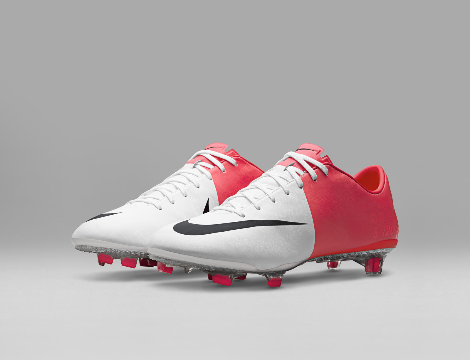 Soccer Shoes Red