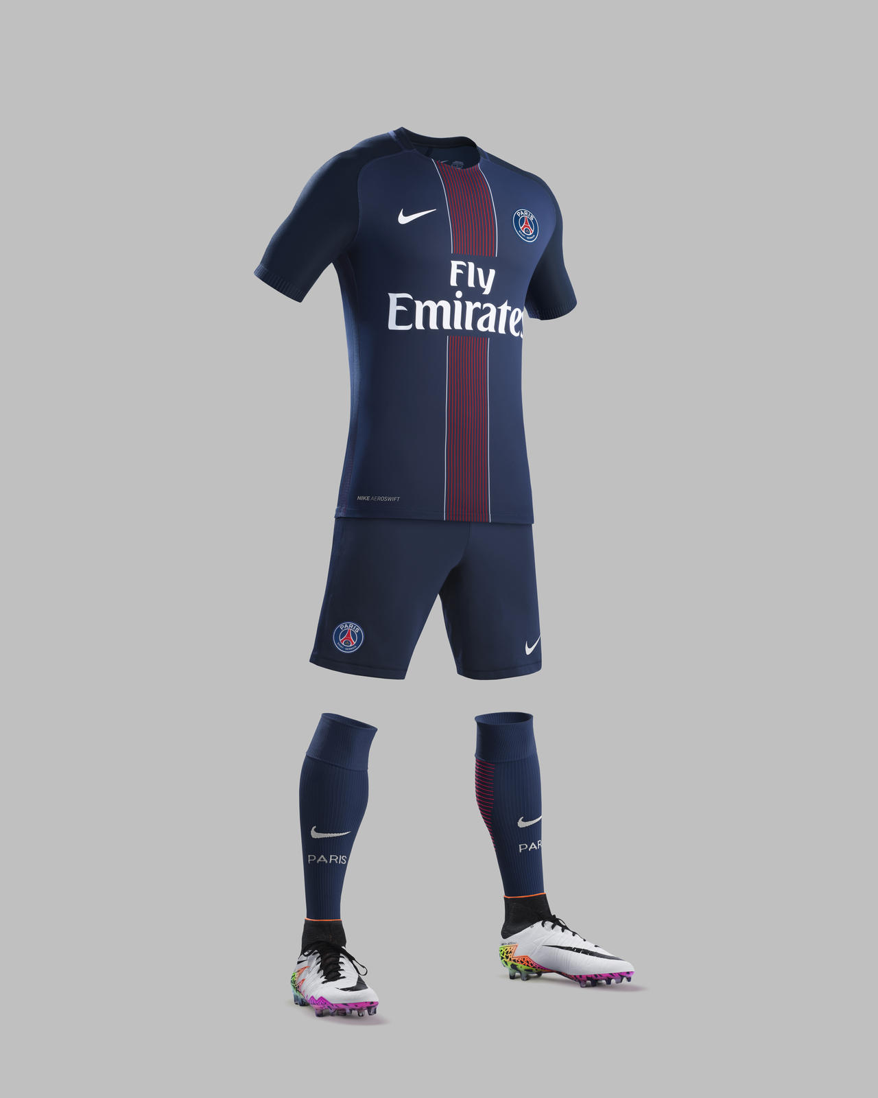Nike Maillot de football Paris Saint Germain Squad Top