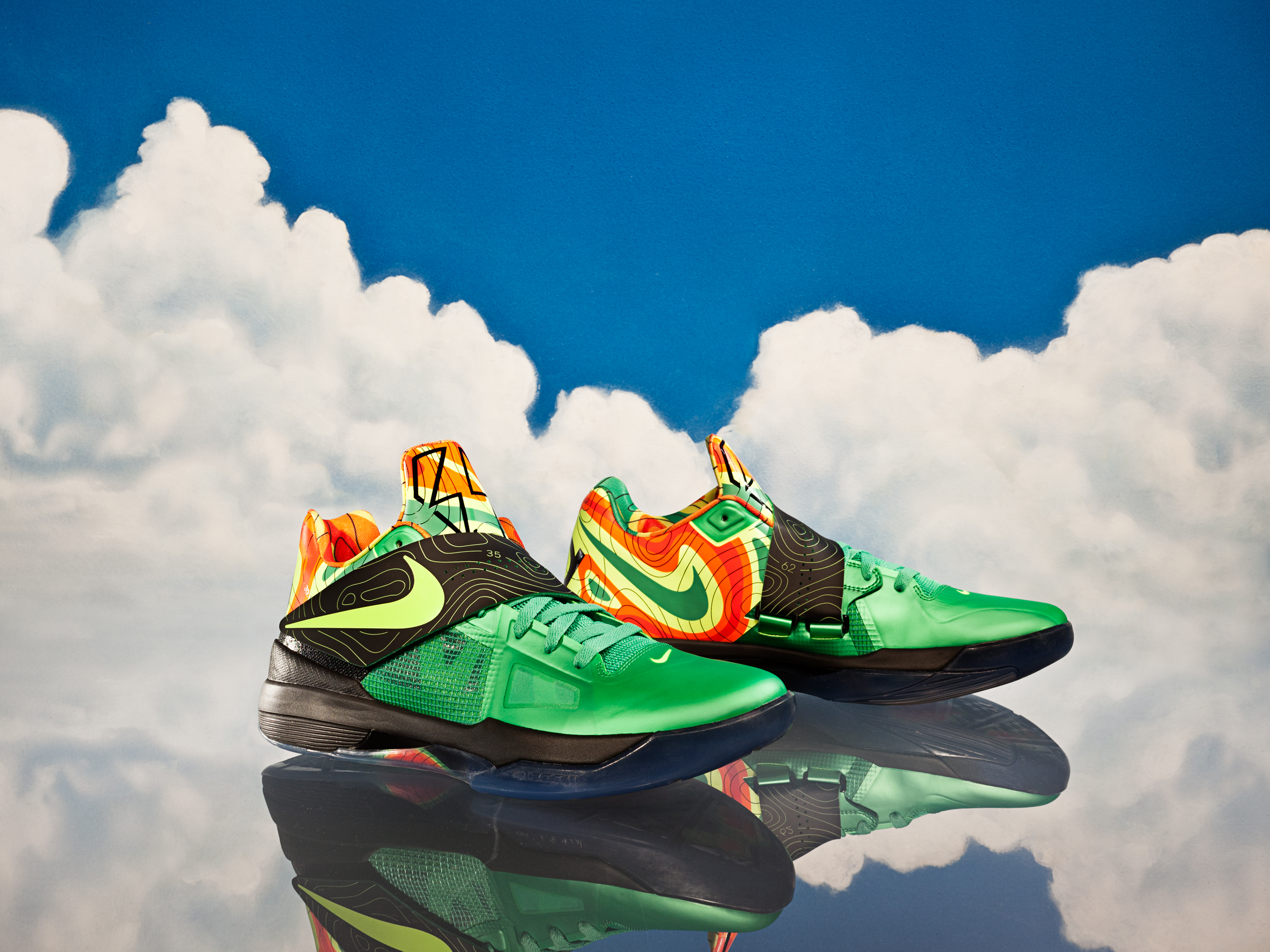 how do kd 4 fit
