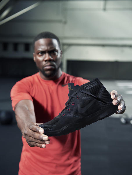 Tap into Kevin Hart's Training Instincts