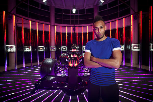 Nike Football Presents The Palais of Speed, Paris