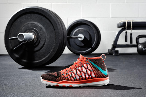 Nike Train Ultrafast Flyknit: Train Fast to Play Fast