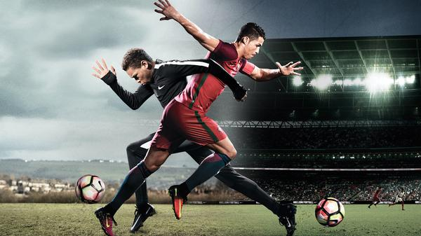 "Nike Football presents ""The Switch,"" featuring Cristiano Ronaldo"