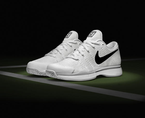 Fit for Federer: The NikeCourt Zoom Vapor 9.5 Flyknit