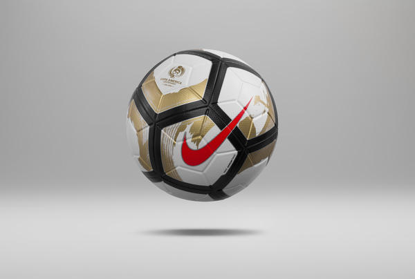 Introducing the Official Match Ball of the Copa America Centenario Final