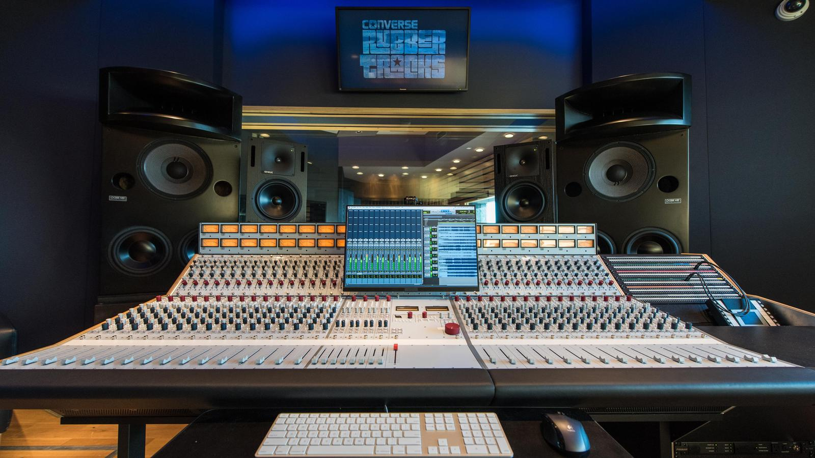 Nike News - CONVERSE RUBBER TRACKS AMPLIFIES WITH NEW RECORDING ...